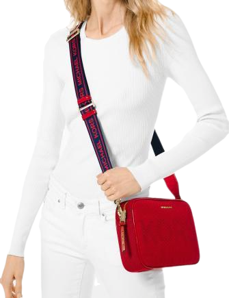 Michael Michael Kors Logo East West Crossbody
