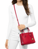 Michael Michael Kors Mercer Pebble Leather Accordion Crossbody