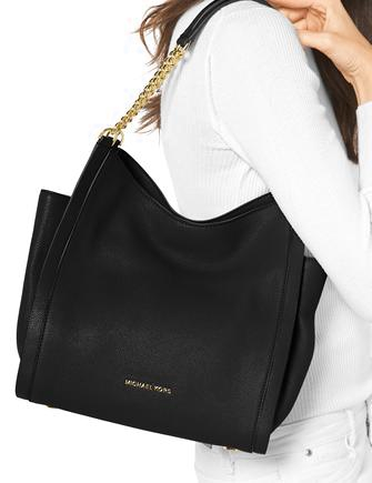 Michael Michael Kors Newbury Medium Chain Shoulder Tote