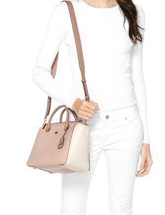 Michael Michael Kors Nolita Medium Satchel