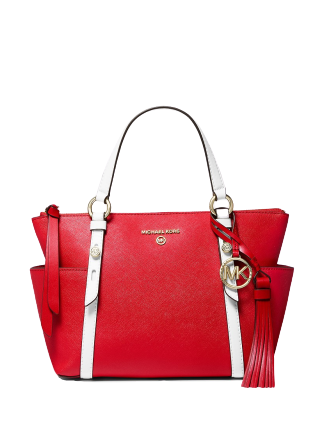 Michael Michael Kors Nomad Convertible Top Zip Tote