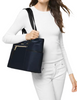 Michael Michael Kors Polly Nylon Top Zip Tote