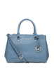 Michael Michael Kors Small Sutton Saffiano Satchel