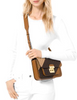 Michael Michael Kors Sloan Editor Tricolor Signature Shoulder Bag