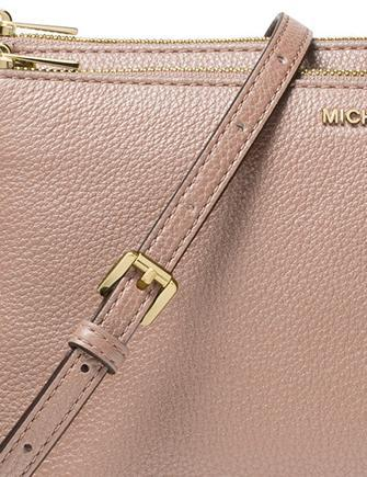 Michael Michael Kors Adele Double Zip Crossbody