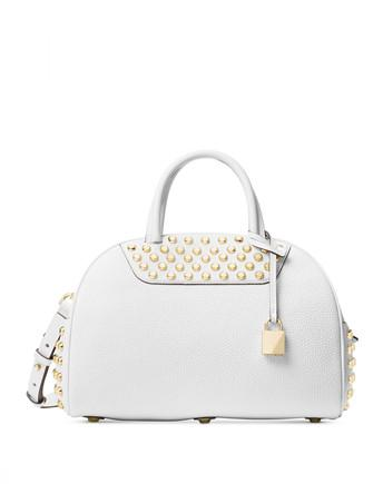 Michael Michael Kors Austin Medium East West Bowling Satchel