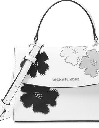 Michael Michael Kors Ava Mini Floral Crossbody