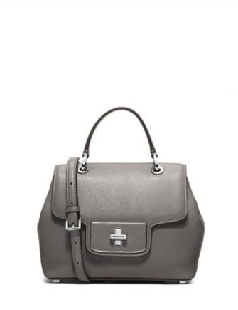 Michael Michael Kors Emery Small Leather Satchel