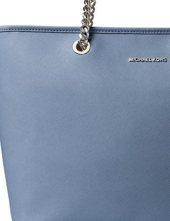 Michael Michael Kors Jet Set Travel Chain Strap Med Multi Function Tote