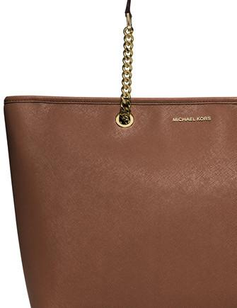 Michael Michael Kors Jet Set Travel Chain Strap Multi-Function Tote