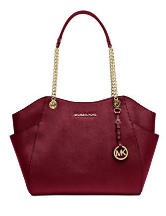 6edf7c945d3 Michael Michael Kors Jet Set Travel Large Shoulder Tote