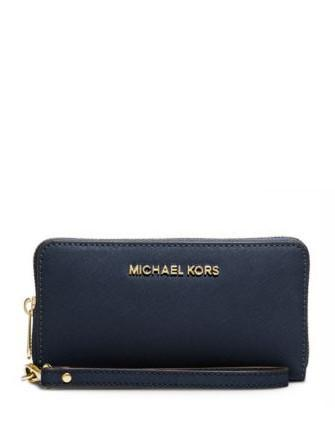 Michael Michael Kors Travel Multifunction Phone Case Wallet