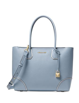 Michael Michael Kors Mercer Gallery Medium East West Top Zip Tote