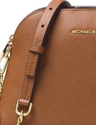 Michael Michael Kors Mercer Medium Dome Messenger