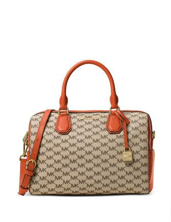 Michael Michael Kors Studio Collection Mercer Medium Duffle