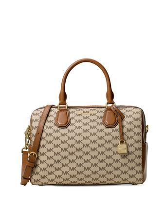Michael Michael Kors Signature Mercer Medium Duffle