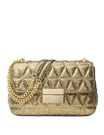 Michael Michael Kors Sloan Large Chain Shoulder Bag