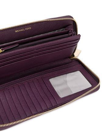 94728d44b31950 Michael Michael Kors Jet Set Travel Continental Wallet | Brixton Baker
