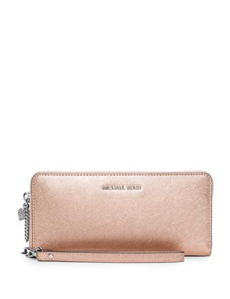 Michael Michael Kors Alex Jet Set Travel Continental Wallet