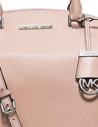 c3de6e1e8cbd Michael Michael Kors Riley Large Pebbled Leather Satchel