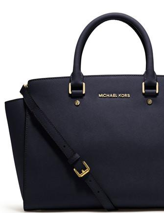 Michael Michael Kors Large Selma East West Zip Satchel