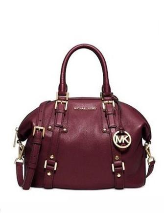 Michael Michael Kors Bedford Belted Medium Satchel