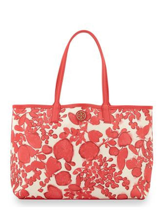 Tory Burch Kerrington Issy Floral Shopper Tote