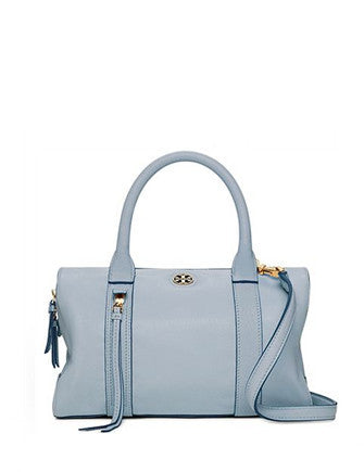 bbc9f031d8 Tory Burch Small Leather Brody Zip Satchel | Brixton Baker
