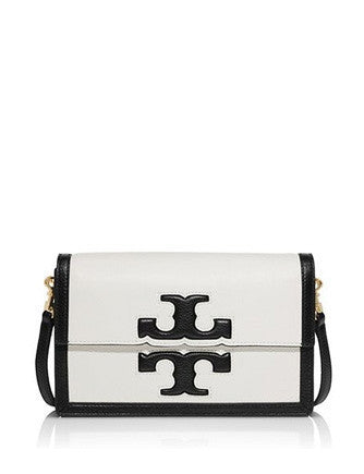 Tory Burch Jessica Logo Colorblock Crossbody