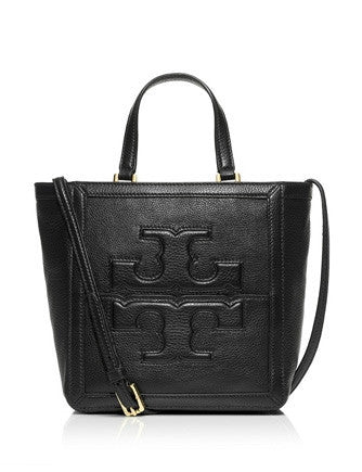 Tory Burch Jessica Mini Logo Square Tote