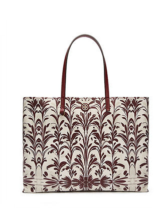 Tory Burch Kerrington Square Shoulder Tote
