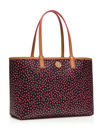 Tory Burch Kerrington Valentines Amore Heart Tote