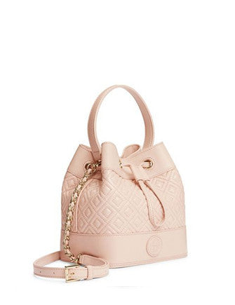 8bb9c2b68b0 Tory Burch Marion Quilted Leather Mini Bucket Bag | Brixton Baker