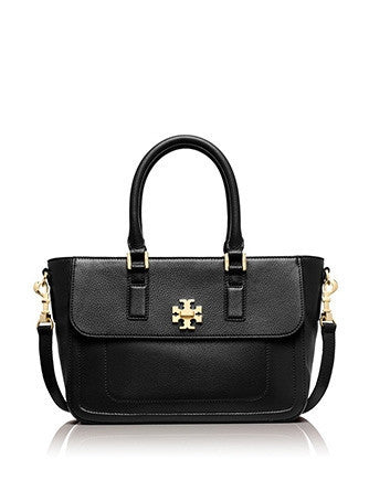Tory Burch Mercer Leather Mini Satchel