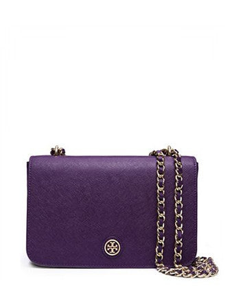 Tory Burch Robinson Adjustable Chain Shoulder Bag