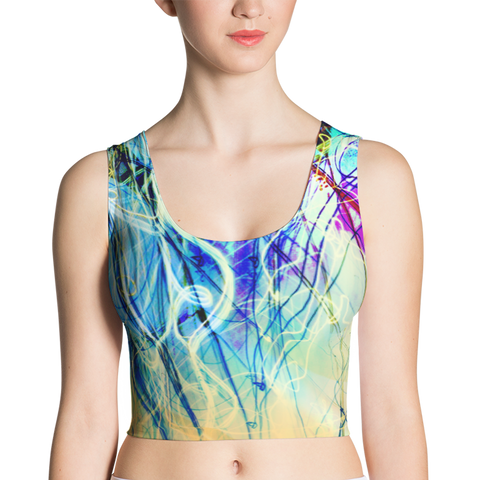 GATECRASHER CROP TOP