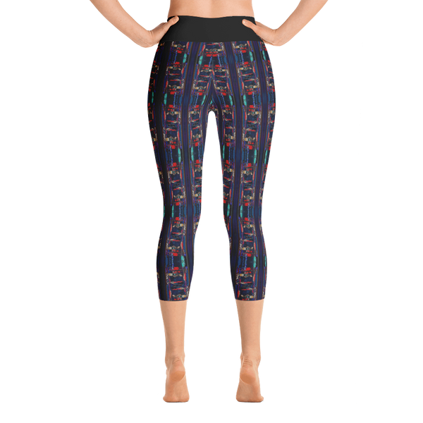 LASER CAPRI LEGGINGS