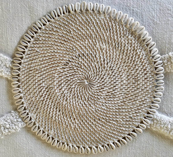 Cowrie Placemats and Coasters