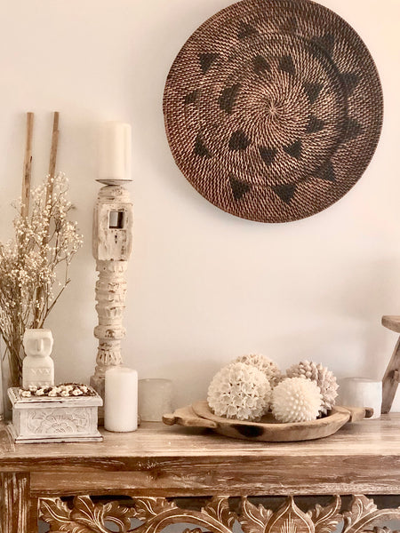 Decorative Rattan Disk