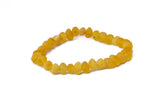 Raw Lemon Amber teething bracelet