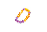 Childrens Amber Necklace - DAYBREAK