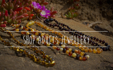 Baltic Amber Jewellery