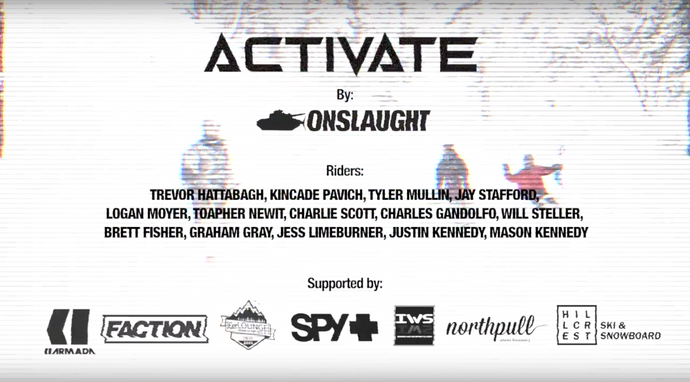 OS Movie 2018 - Activate Teaser
