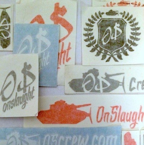 OS Sticker Pack