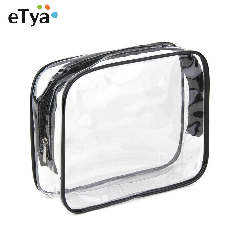 Beauty Box NZ Transparent Make Up Bag