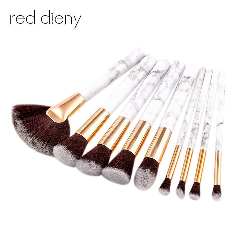 Beauty Box NZ Marble Make Up Brush Set