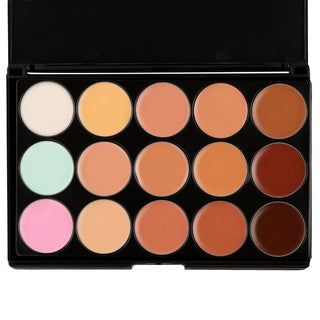 Beauty Box NZ 15 Colours Concealer Palette
