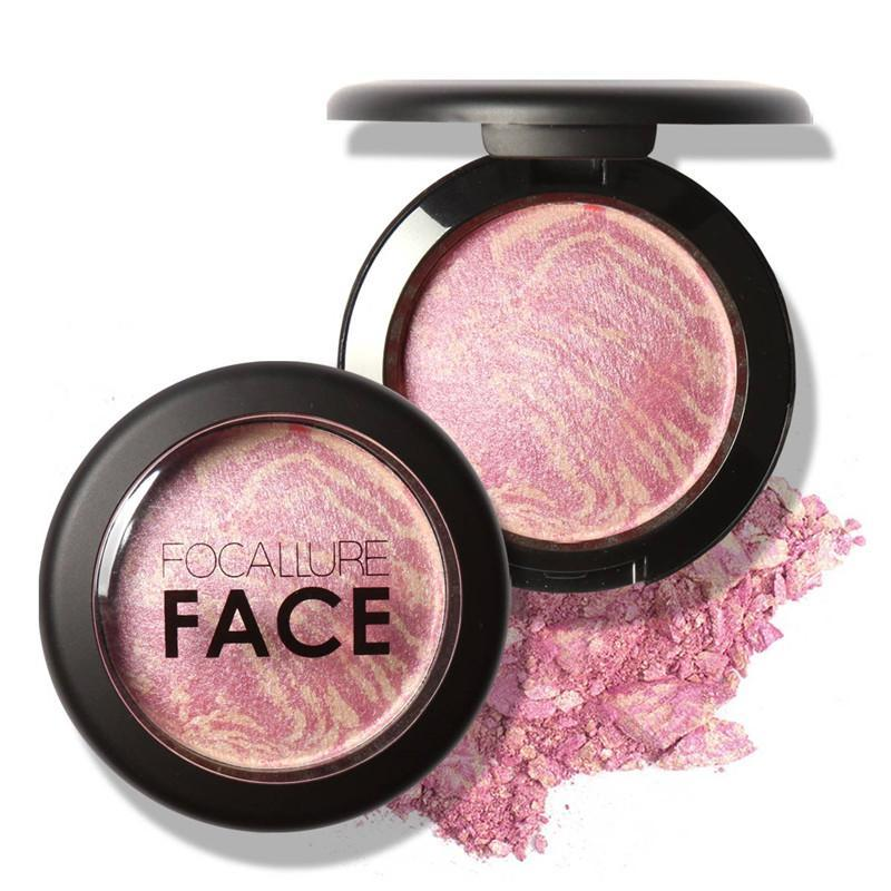 Beauty Box NZ Natural Face Pressed Blush Makeup Powder
