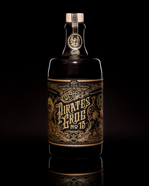 Pirate's Grog No.13 - Premium 13 year aged rum