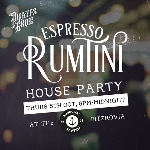 Pirate's Grog Rumtini House Party